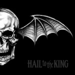 Capa do álbum Avenged Sevenfold – Hail To The King (Álbum) (2013)
