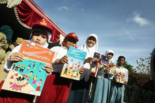 Cara Pelaporan Buku Kurikulum 2013 Secara Online