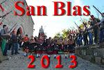 SAN BLAS 2013