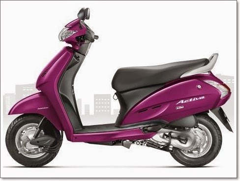 Honda Activa 3G 110cc Price