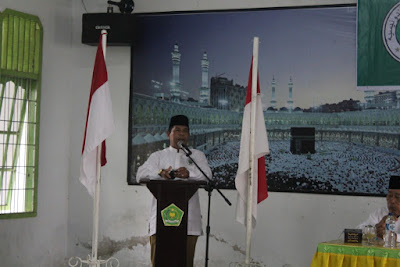 Pelantikan Pengurus Badan Wakaf Indonesia Kota Tanjungbalai