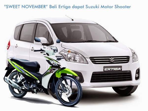 promo ertiga november 2013 images