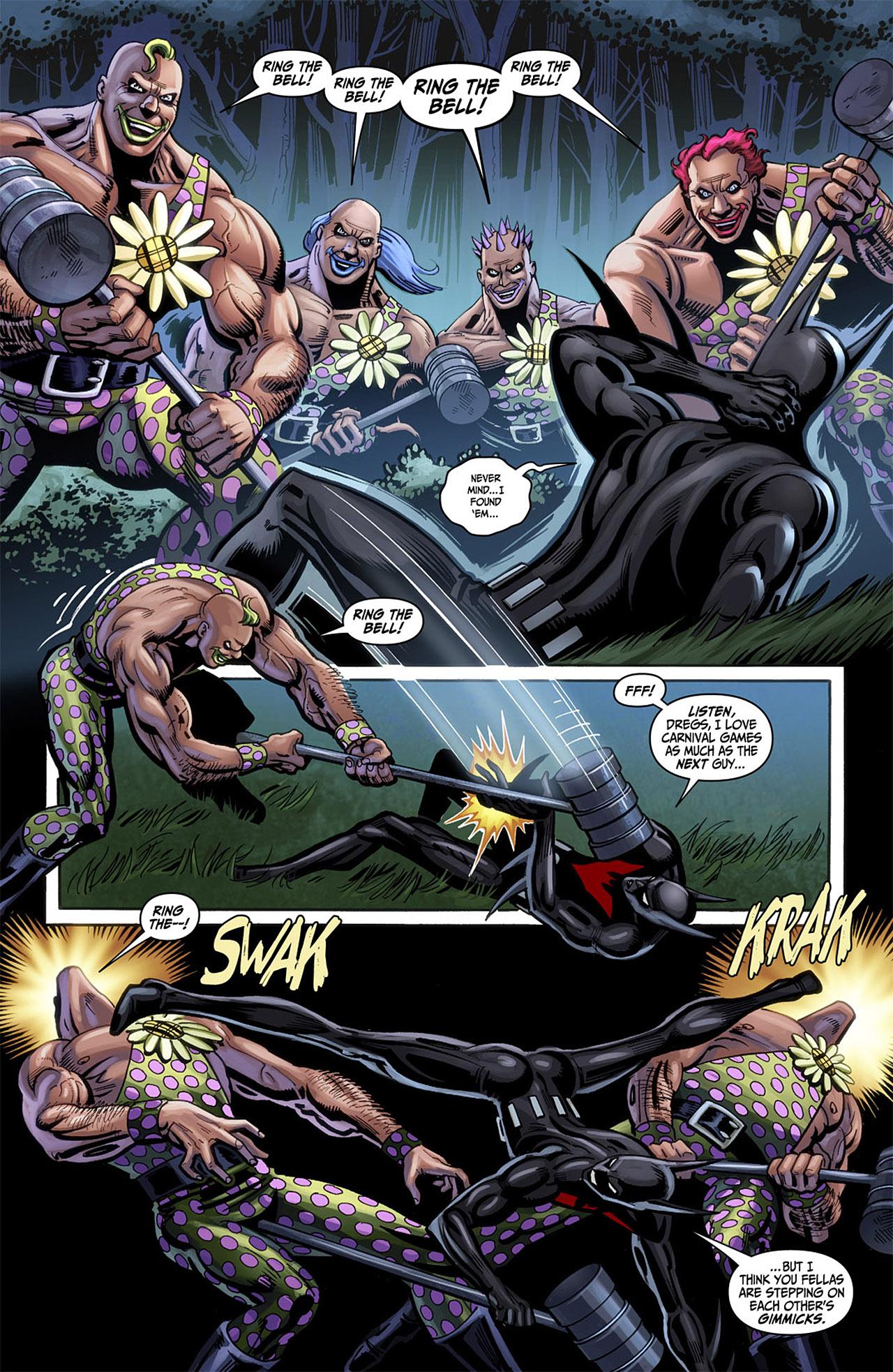 Batman Beyond (2012) Issue #2 #2 - English 7