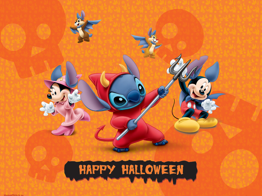 Halloween Disney Wallpapers
