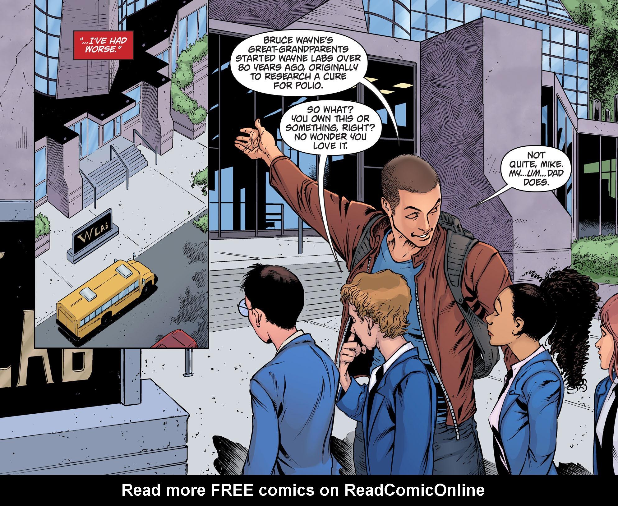 Batman: Arkham Knight [I] Issue #27 #29 - English 17
