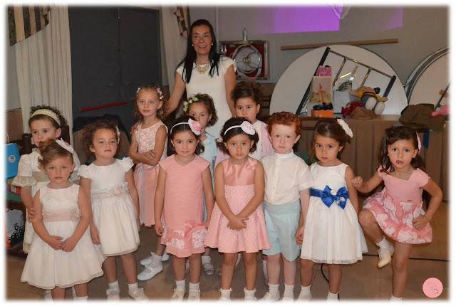 Fotos desfile- III Gala novios- Blog Retamal moda infantil y bebe