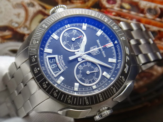 Watchlim online store 82 tag for Tag heuer mercedes benz slr