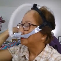CPAP to a Dialysis Patient