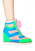 Jeffrey Campbell Napole Sneakers