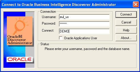 dba story create discoverer 11g eul for oracle application users rh dba story blogspot com Oracle Discoverer Documentation Oracle Discoverer Viewer