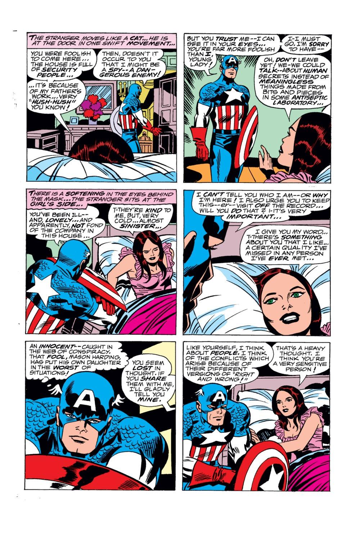 Captain America (1968) Issue #198 #112 - English 8