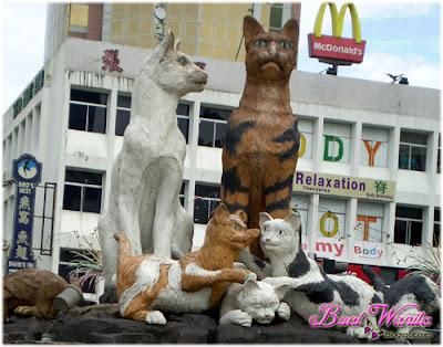 Tempat menarik dan best di kuching sarawak.