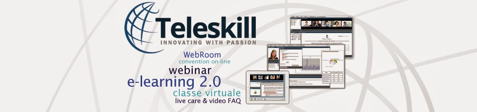 Teleskill per E-learning e Webinar