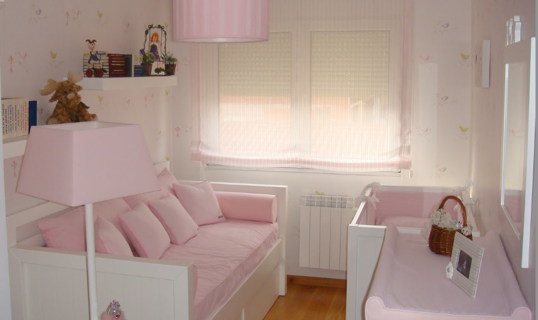 Bb the countrybaby blog renovar el dormitorio con for Estores habitacion bebe
