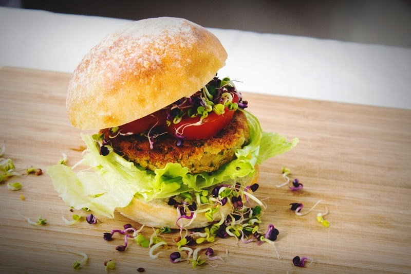 Chickpea Burger, Vegetarian, Easy Burgers, Vegetarian recipe, meat free, Copyright aldenetgourmet blog, Copyright Aldyth Moyla Photography