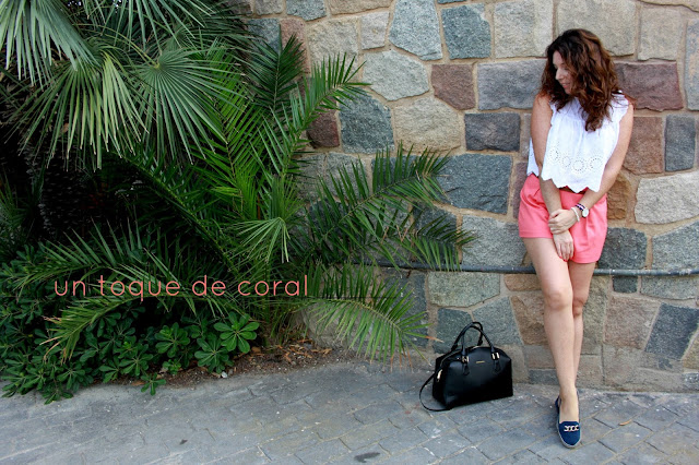 Un toque de coral