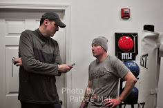 ~Interviewing Micky Ward~