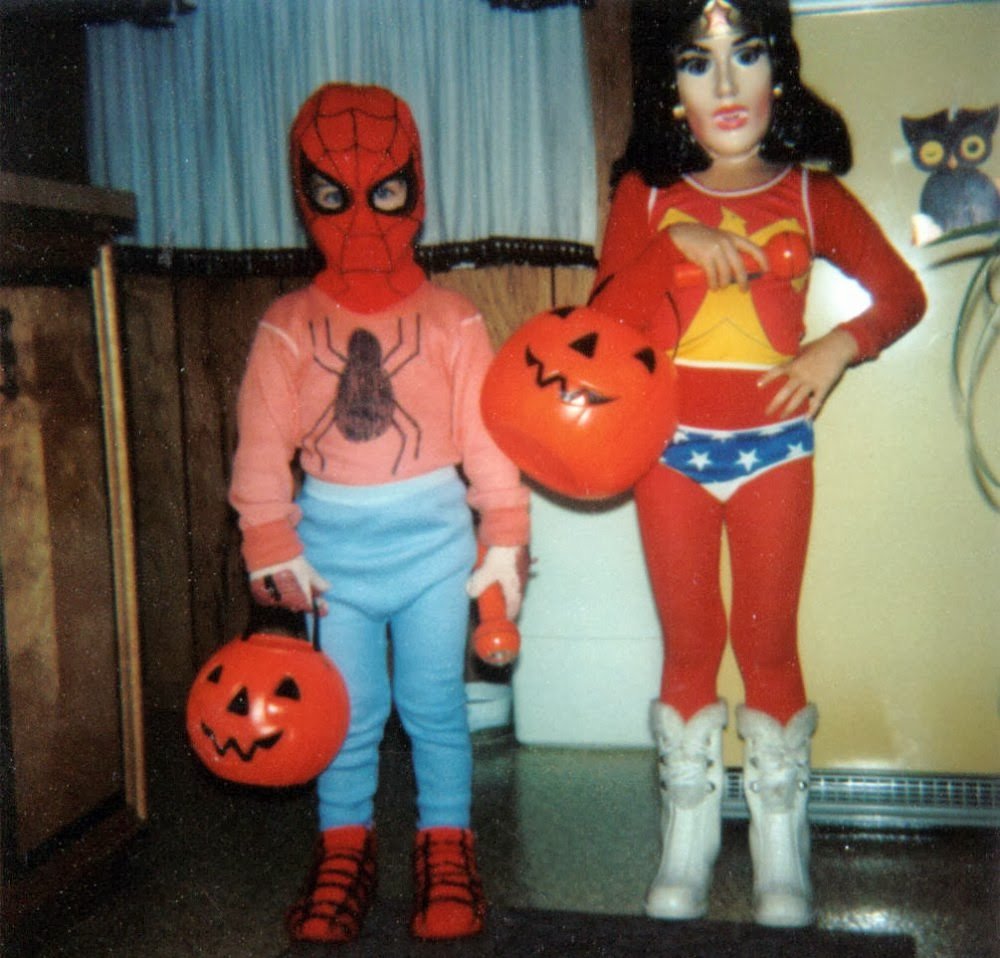 A Trip Back In Time to Halloween Costumes of The 1970-80s   The ...