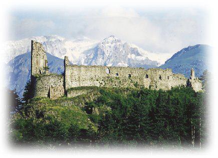 Le case dei fantasmi castello di avigliana for Fantasmi nelle case