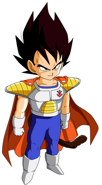 Kid Goku And Kid Vegeta LMU_ANIMATION: Akira: ...