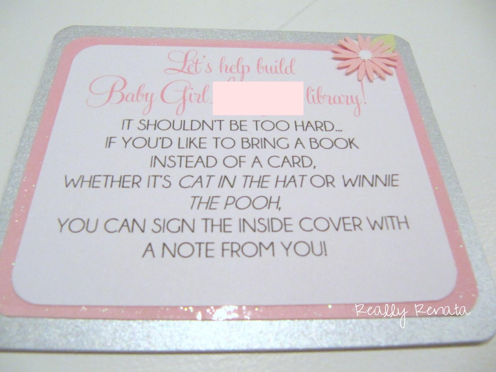 really renata baby shower invites  take, Baby shower