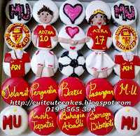 football themed cuppies