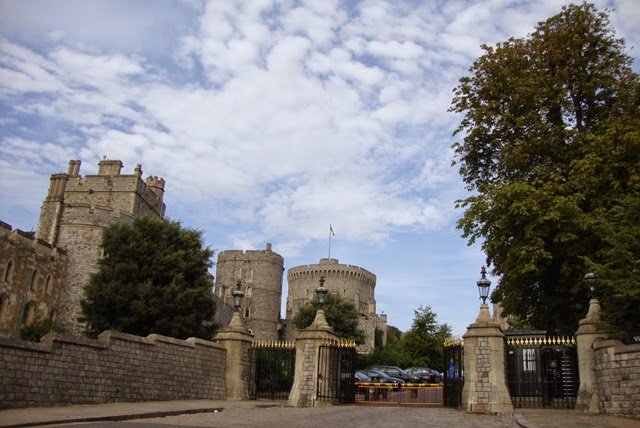 Castillo de Windsor - Londres Inglaterra