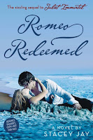 Book cover of Romeo Redeemed by Stacey Jay