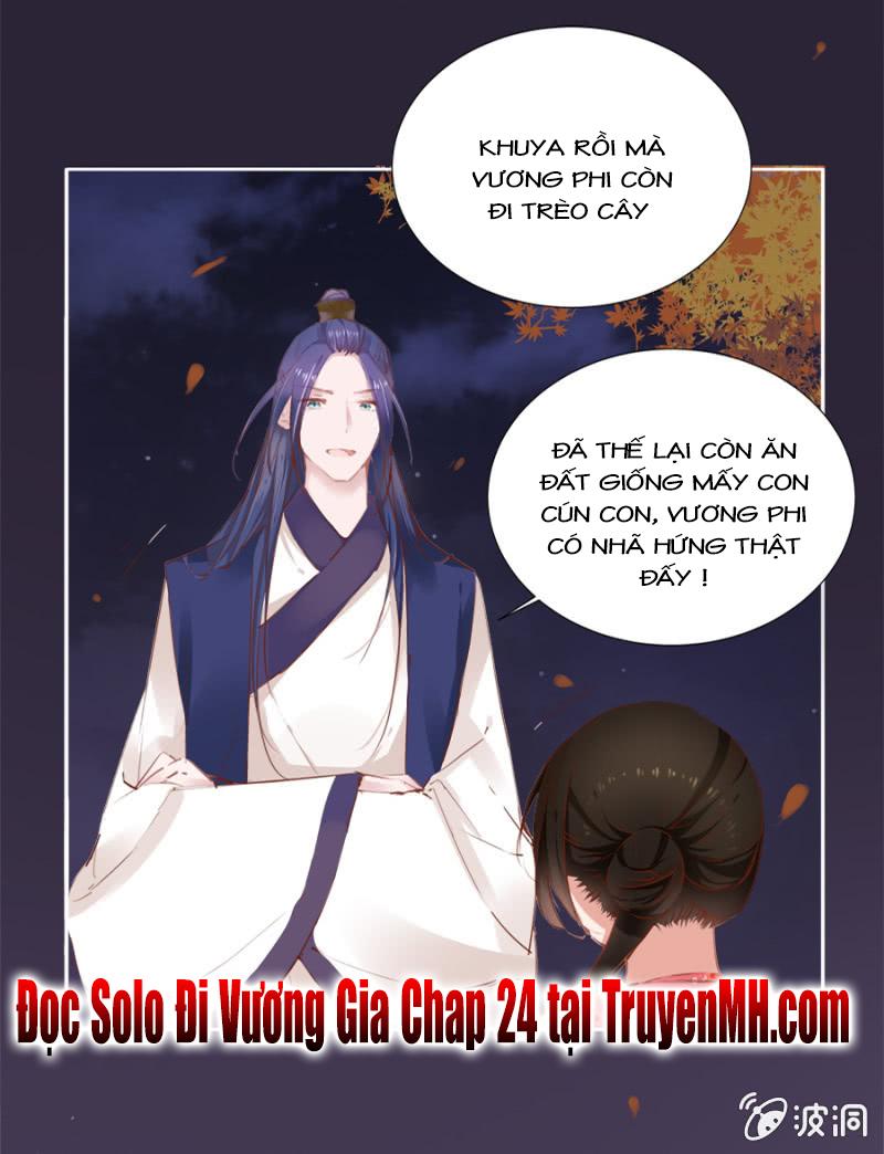 Solo Đi Vương Gia - Chap 23