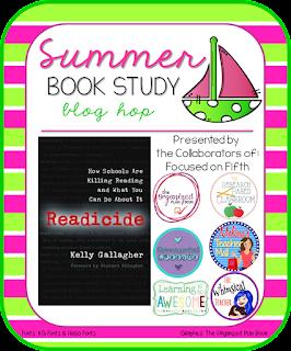 Readicide book study template