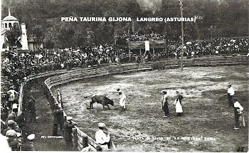 PLAZA DE TOROS SAMA DE LANGREO-LA FELGUERA