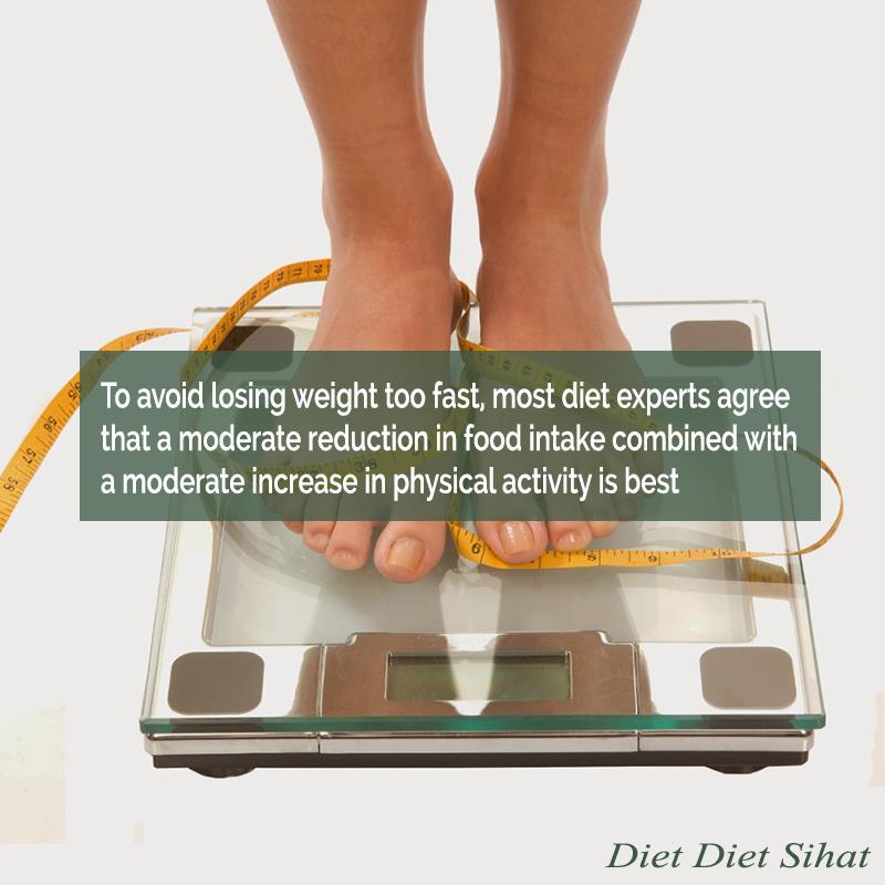 bahaya diet tak terkawal