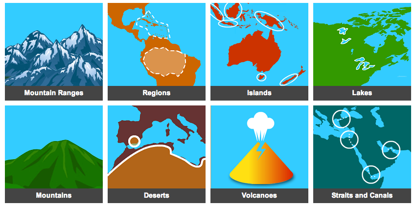 Free Technology For Teachers World Geography Games Offers - Free geography games