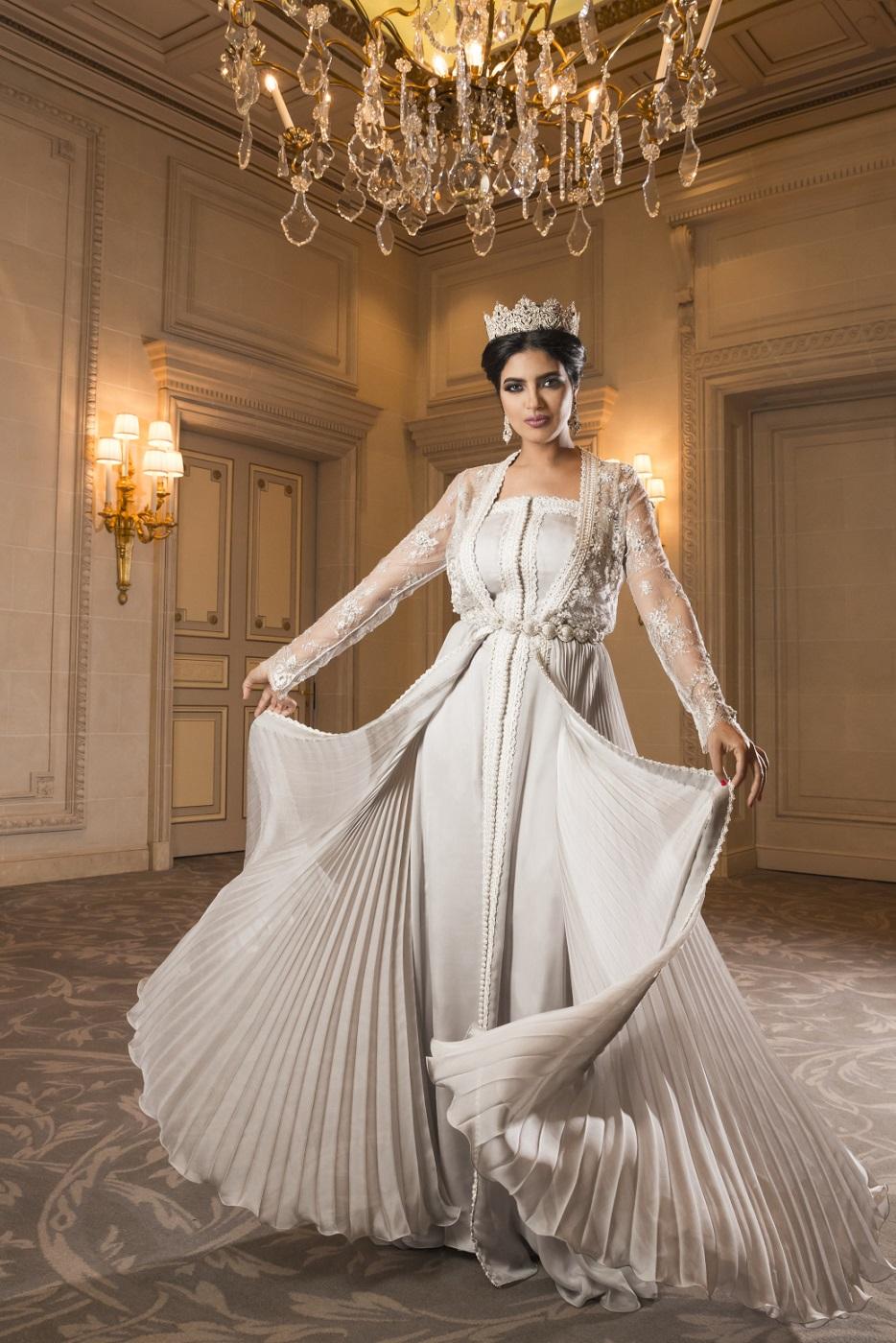 نسيم الأندلس تطلق مجموعة الأزياء الراقية لربيع 2019