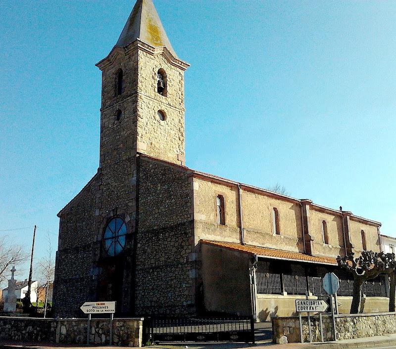 Iglesia de Santa Cruz de Bezana