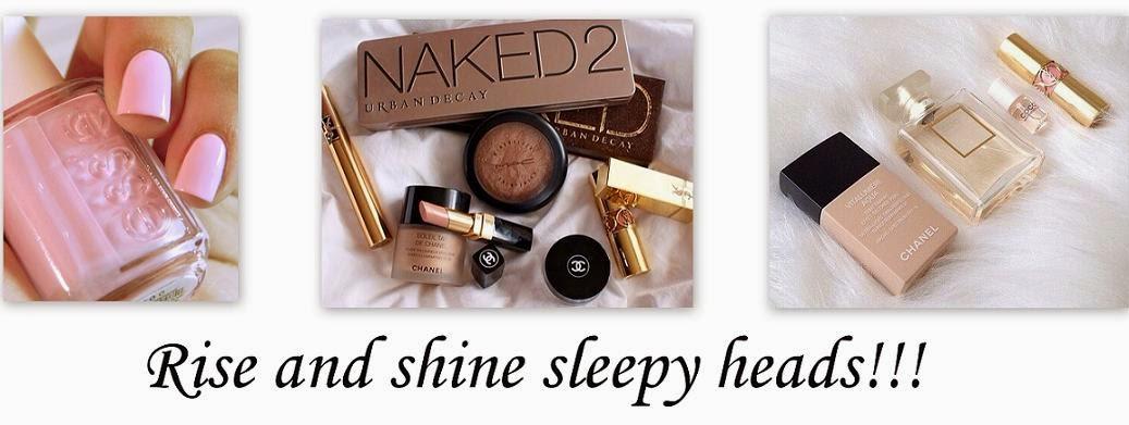 Rise and shine sleepy heads!!!