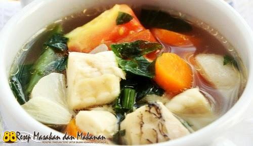 Sup Ikan Gurame