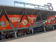 SoekarnoHatta International Airport Terminal 3 (soekarno hatta internasional airport )