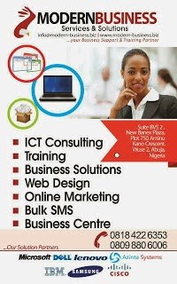 Modern Business Solution & Services