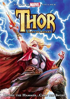 Thor: Tales of Asgard – DVDRIP LATINO