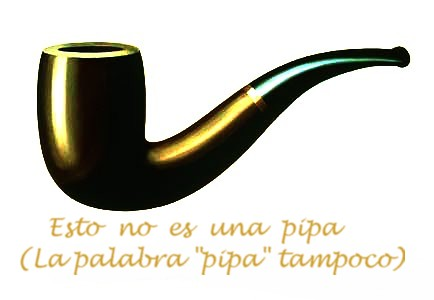 La pipa de René Magritte