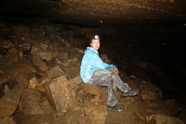 Второй грот пещеры