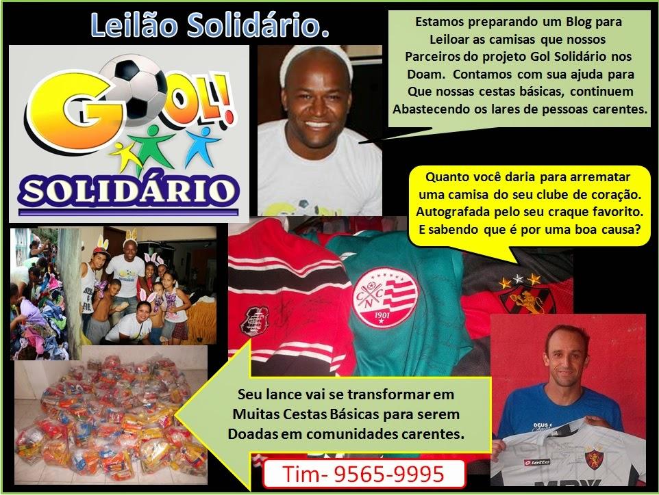 Projeto Gol Solidário