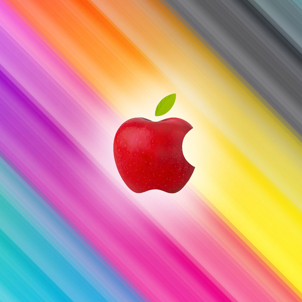 Cool Colorful Apple Wallpaper Designs A