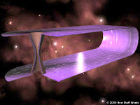 Time travel, Hypothetical wormhole