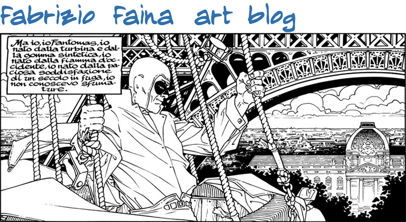 fabrizio faina art blog