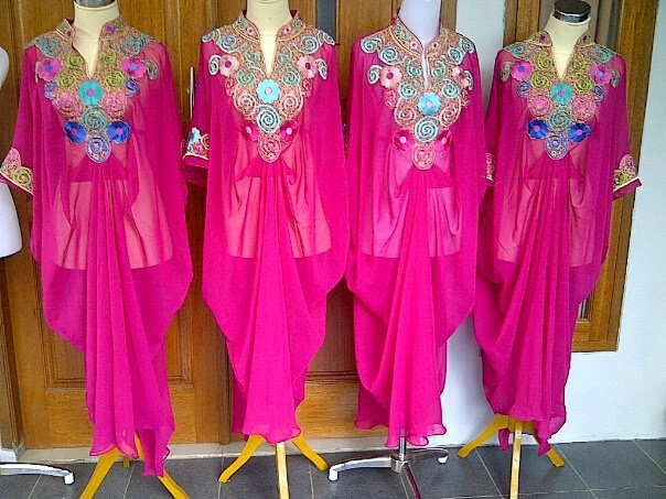 Supplier Baju Muslim Pesta Model Terbaru
