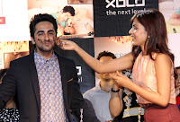 Ayushmann Khurrana launches 'O Heeriye' music album on his birthday
