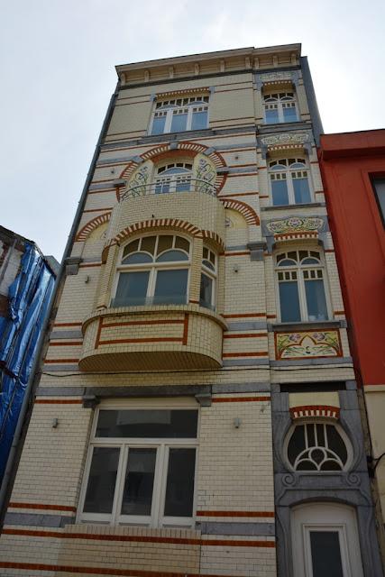 Blankenberge Historical houses