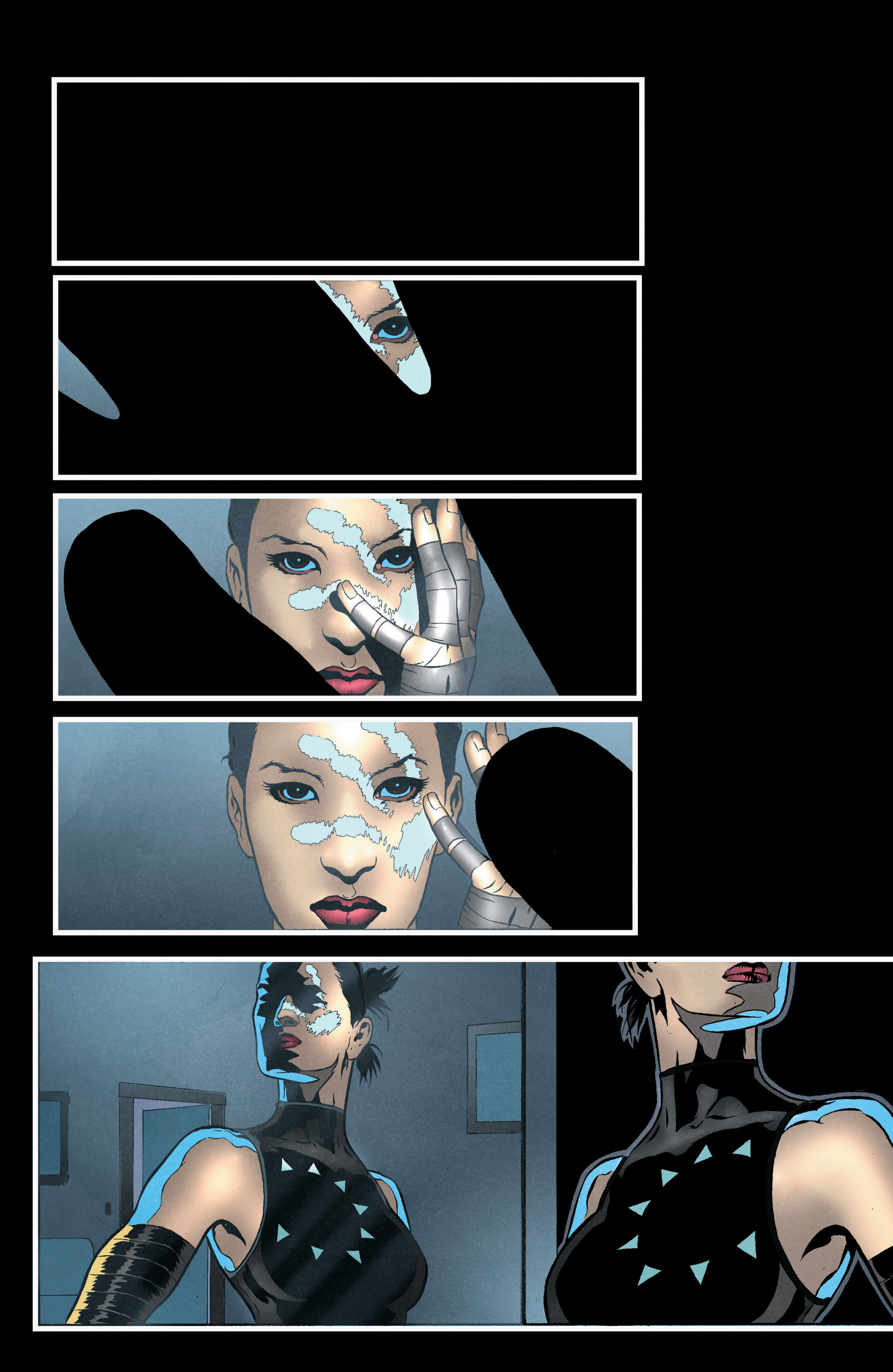 Read online Secret Invasion: The Infiltration comic -  Issue #7 - 3